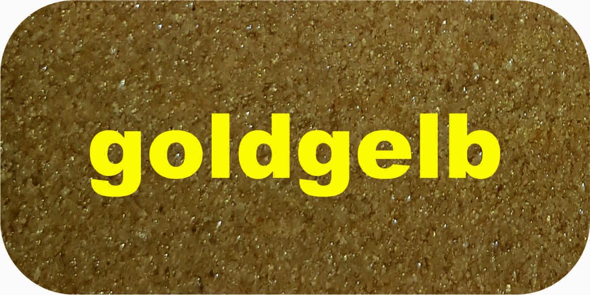Farbton goldgelb